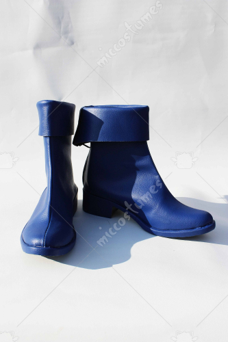 Magical Girl Lyrical Nanoha Nanoha Takamachi Cosplay Shoes