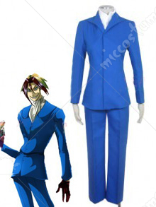 Majin Tantei Nogami Neuro Cosplay Costume big