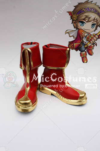 MapleStory Dragon Master Cosplay Shoes