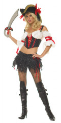 Marauder Pirate Sexy Adult Costume