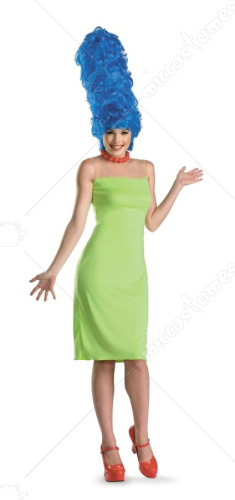 The Simpsons-Marge Deluxe Adult Costume