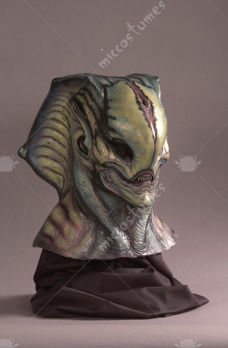Marinian Sea Creature Mask