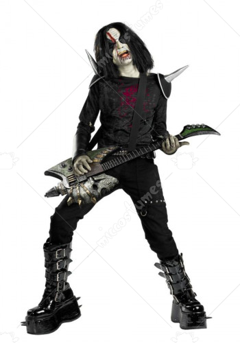 Metal Mayhem Child Costume