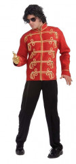 Michael Jackson Military Jacket Adult Costume