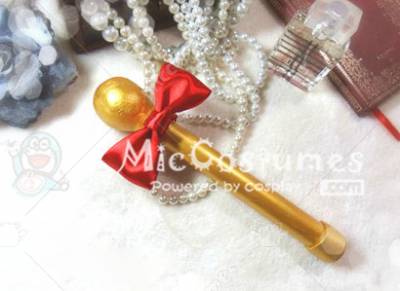 Microphone For Macross Frontier Ranka Lee Cosplay