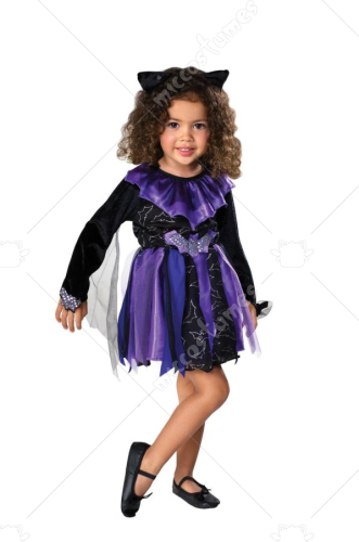 Midnight Bat Toddler Costume