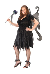 Midnight Fairy Plus Size Costume
