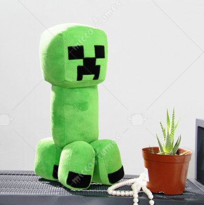 Minecraft Creeper Stuffed Toy
