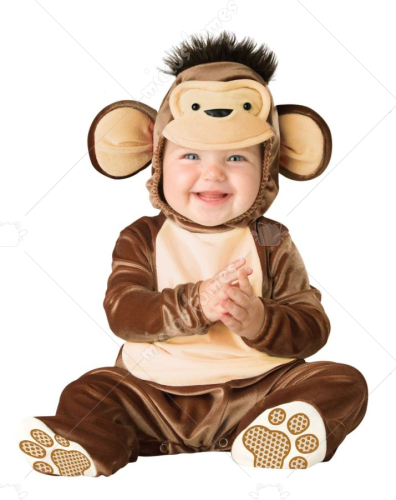 Mischievous Monkey Toddler Costume