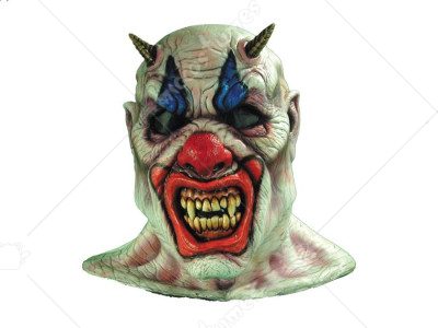 Misery clown mask
