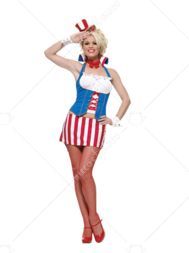 Miss Firecracker Adult Costume