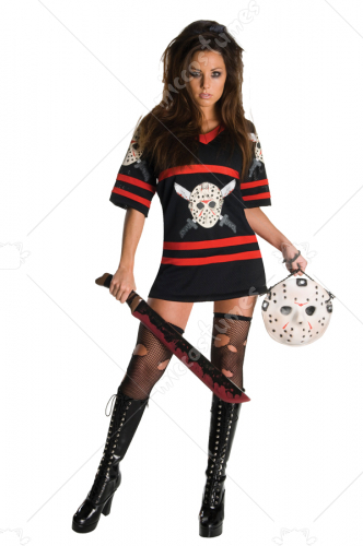 Miss Voorhees Adult Costume