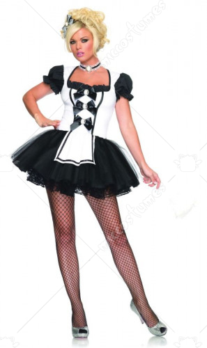 Mistress Maid Adult Costume