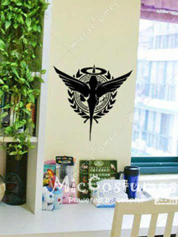 Mobile Suit Gundam 00 Celestial Being Wall Sticker