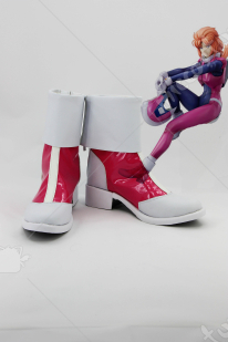 Mobile Suit Gundam ZZ Marida Cruz Cosplay Shoes