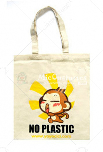 Monkey Yoyo Reusable Bag