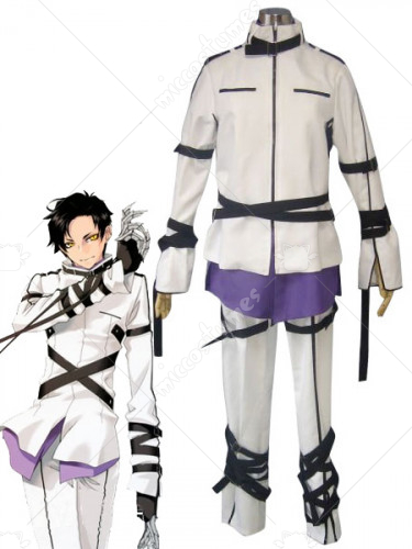 Monochrome Factor Kou Cosplay Costume