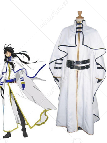 Monochrome Factor Ryuko Cosplay Costume