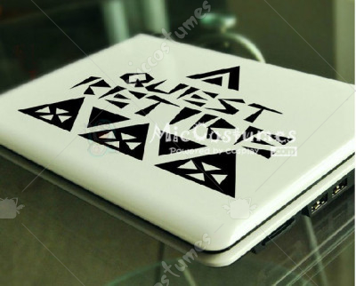 Monster Hunter Laptop Sticker