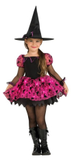 Moonlight Magic Witch Toddler Costume