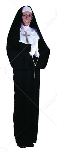 Mother Superior Plus Size Costume