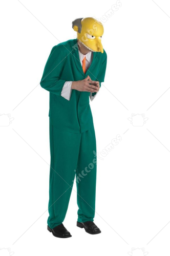 Mr Burns The Simpsons Adult Costume