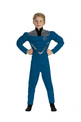 Mr Fantastic Muscle Costume
