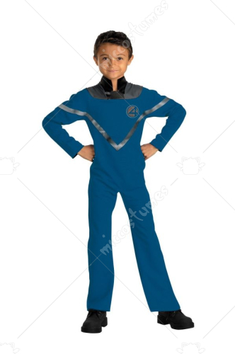 Mr Fantastic Standard Child Costume