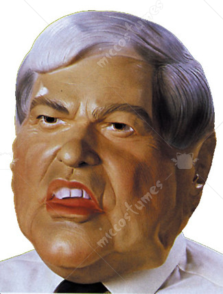 Mr Speaker Newt Gingrich Mask