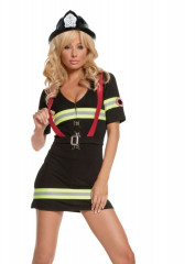 Ms. Blazin Hot Adult Costume