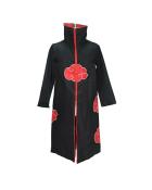 Naruto Akatsuki Orochimaru Uchiha Madara Sasuke Itachi Costume Cloak Uniform