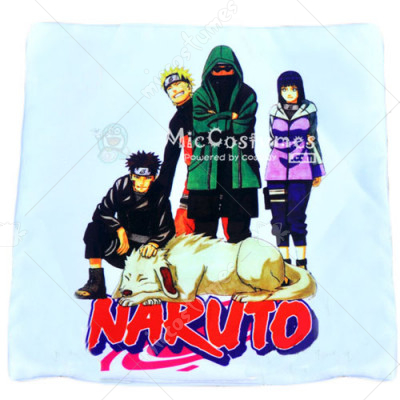 Naruto Blue Pillowcase