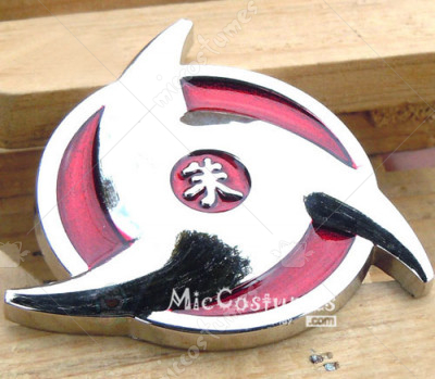 Naruto Itachi Uchiha Ring Badge