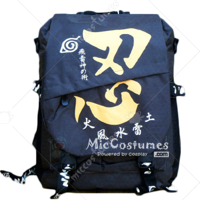Naruto Nin Backpack