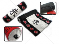 Naruto Vermilion Scroll Pencil Bag