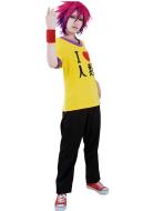 No Game No Life Sora Cosplay Costume T-shirt