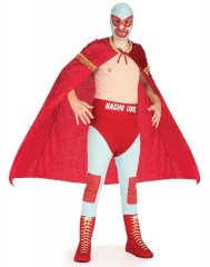 Nacho Libre Cape Adult Costume