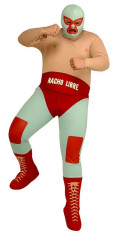 Nacho Libre Deluxe Extra Large Adult Costume