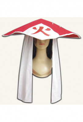 Naruto Hiruzen Sarutobi 3rd Hokage Cosplay Hat