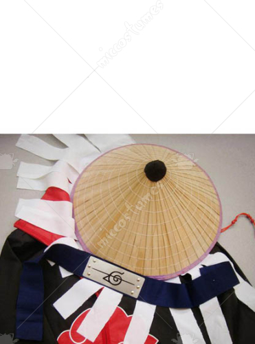 Naruto Akatsuki Members Cosplay Hat