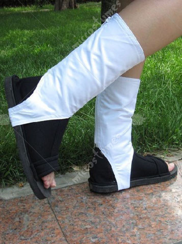 Naruto Akatsuki Members Cosplay Shoes