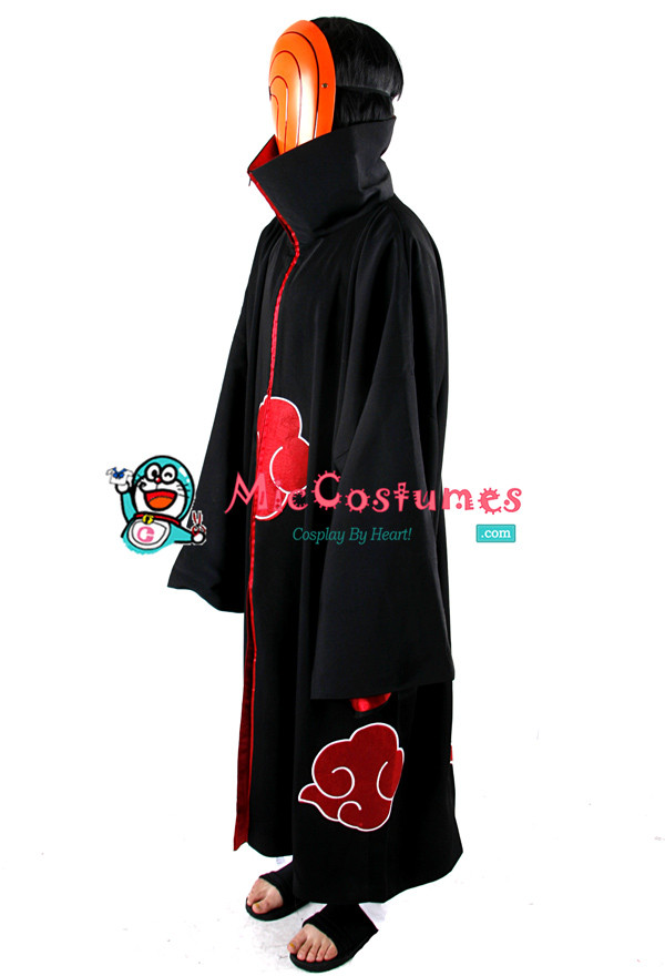 Naruto Akatsuki Tobi Cosplay Kostüme