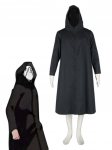 Naruto Anbu Cloak Black Cosplay Costume