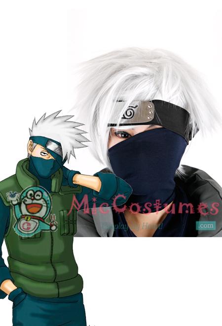Naruto Hatake Kakashi Cosplay Schlauchschal