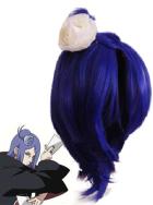 Naruto Konan Cosplay Wig