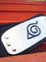 Naruto Leaf Village Headband