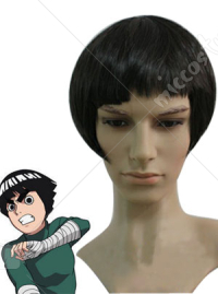 Naruto Rock Lee Cosplay Perücken