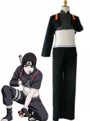 Naruto Sai Black Grey Cosplay Costume