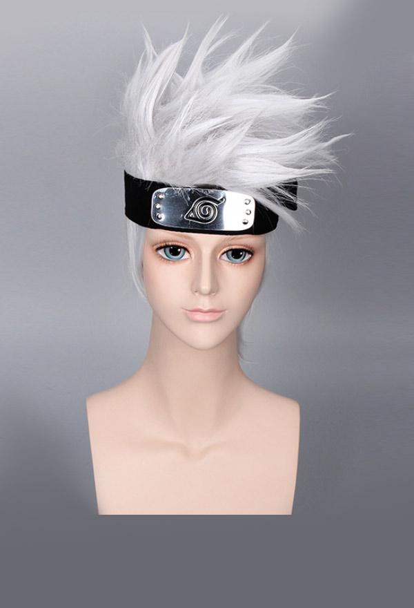 Naruto Hatake Kakashi Cosplay Perücke