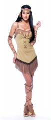 Native Maiden Womens Costume